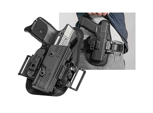Alien Gear 1911 - 5 inch ShapeShift OWB Slide Holster