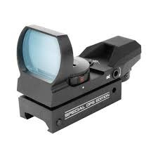 Aim Sports Red/Green Dot 4 Reticle Sight Spec Ops Edition