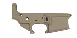 Bear Creek Stripped Lower Receiver, FDE