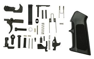 CMMG AR-15 Lower Parts Kit w/Ambidextrous Safety Selector