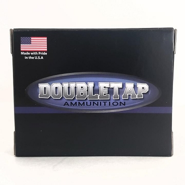 Double Tap 9mm+P 165GR JHP Equalizer