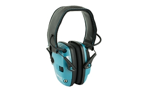 Howard Leight Impact Sport Electronic Earmuff Teal NPR 22dB