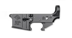 Rock River Arms LAR-6.8 Stripped Lower Receiver
